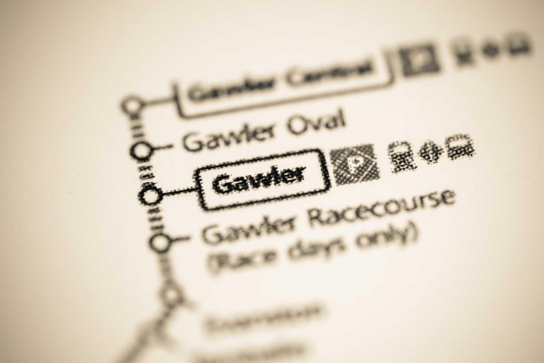 Gawler-Rail